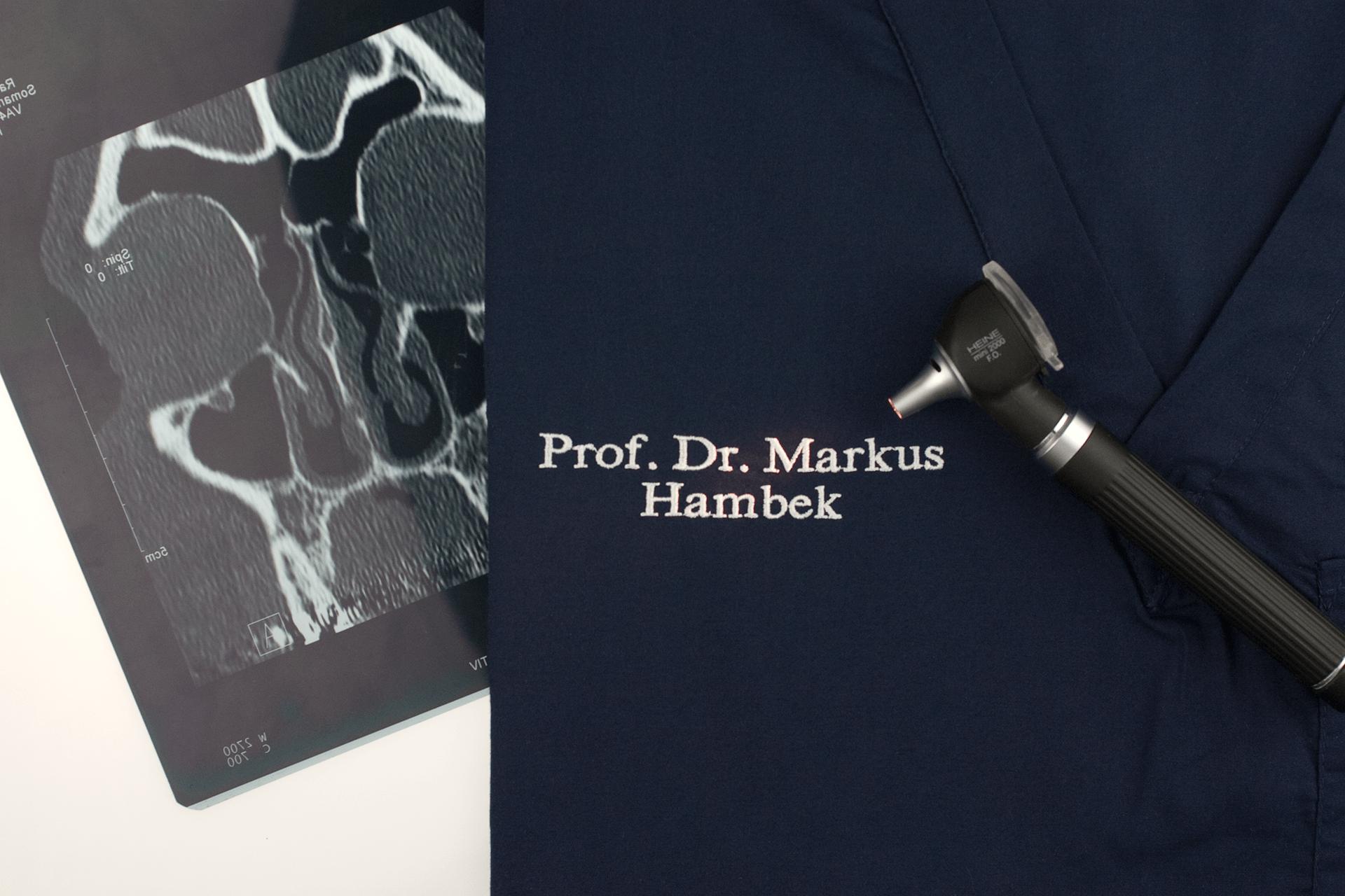 Otoskop - Prof. Dr. med. Markus Hambek